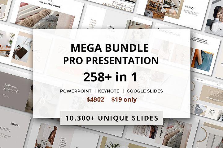 Mega Bundle - Presentation Template