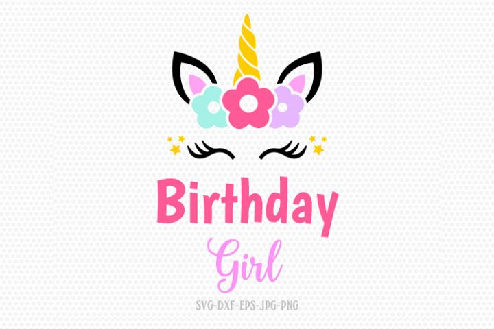 girl unicorn svg, unicorn svg, girl unicorn birthday