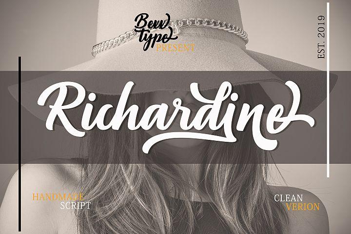 Richardine Script