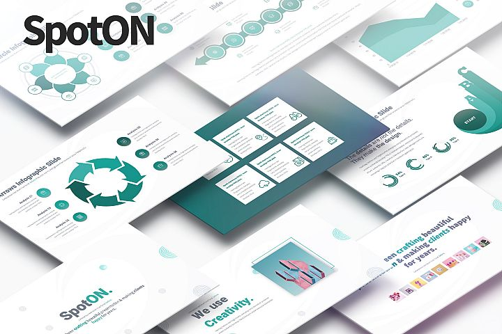 SpotON - Multipurpose PowerPoint Presentation