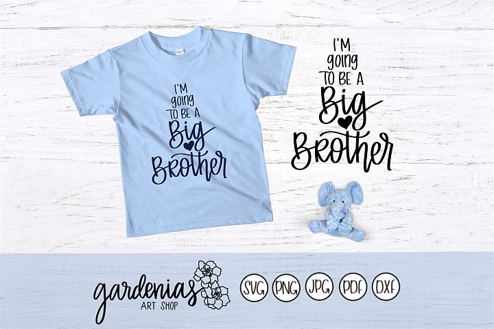Im Going to be a Big Brother