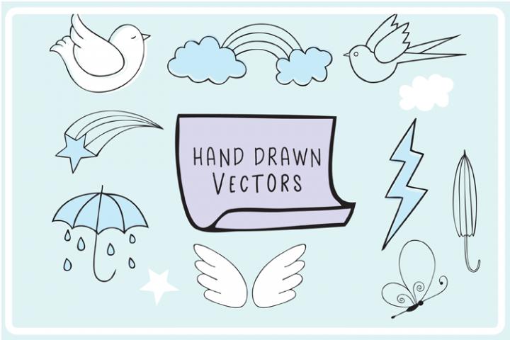 Hand Drawn Vectors