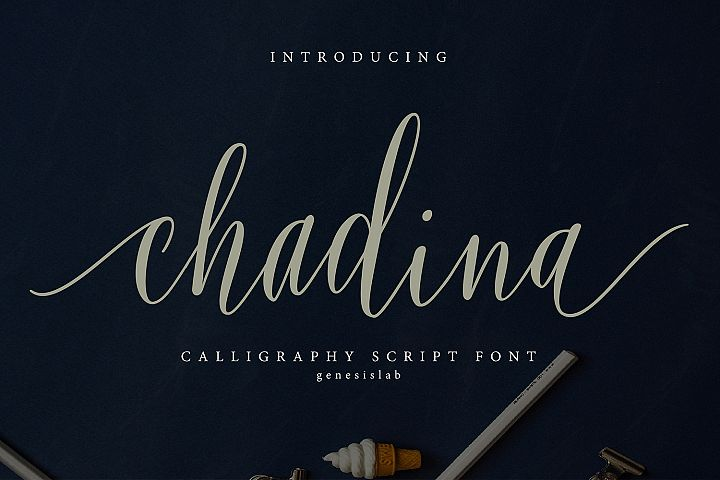 Chadina Script