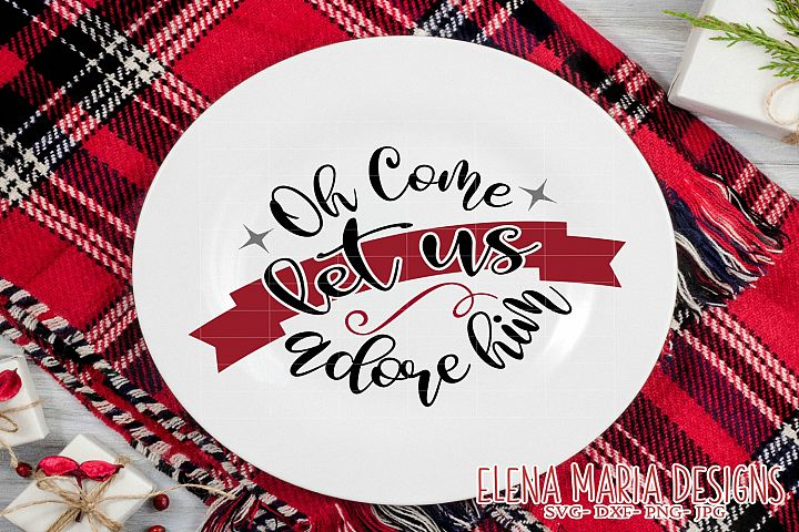 Christmas SVG Design, Christian SVG, Holiday Svg