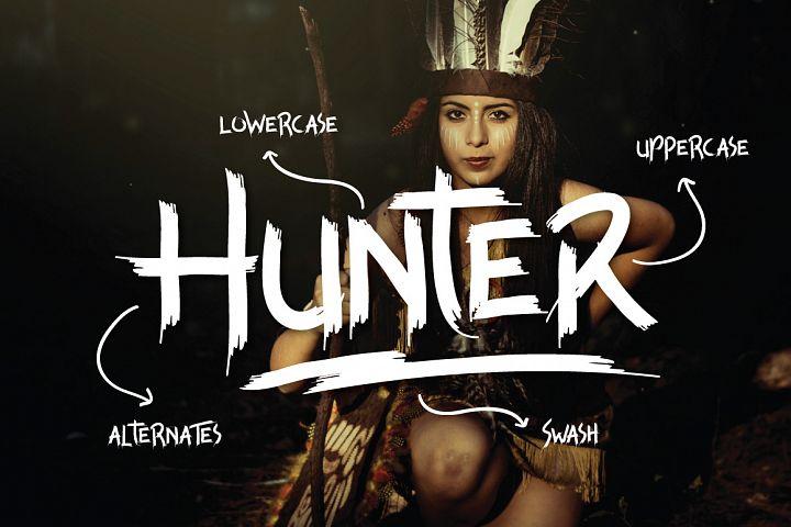 Hunter example image 1