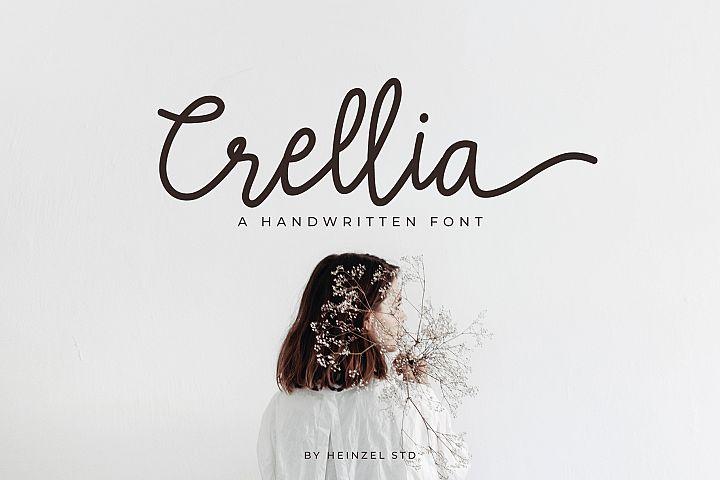 Crellia Script