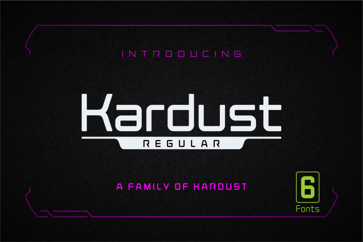 Kardust Regular