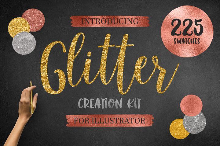 (AI) Glitter Creation Kit