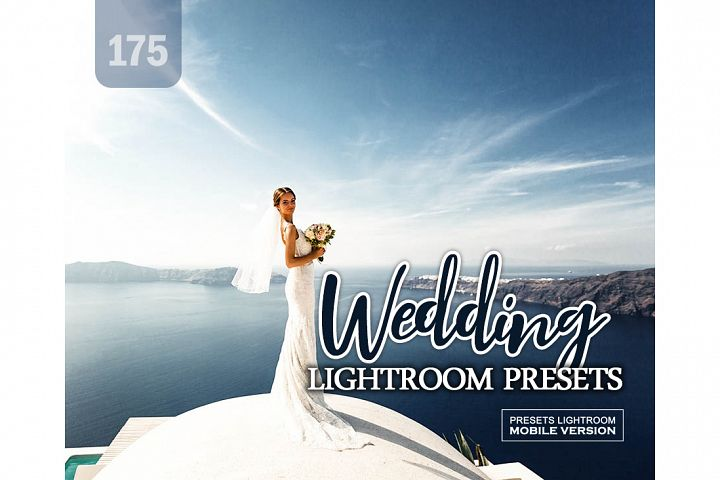 Wedding Lightroom Mobile Presets Adroid and Iphone/Ipad