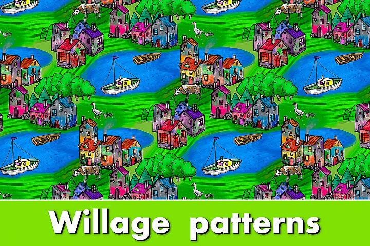 Willage patterns