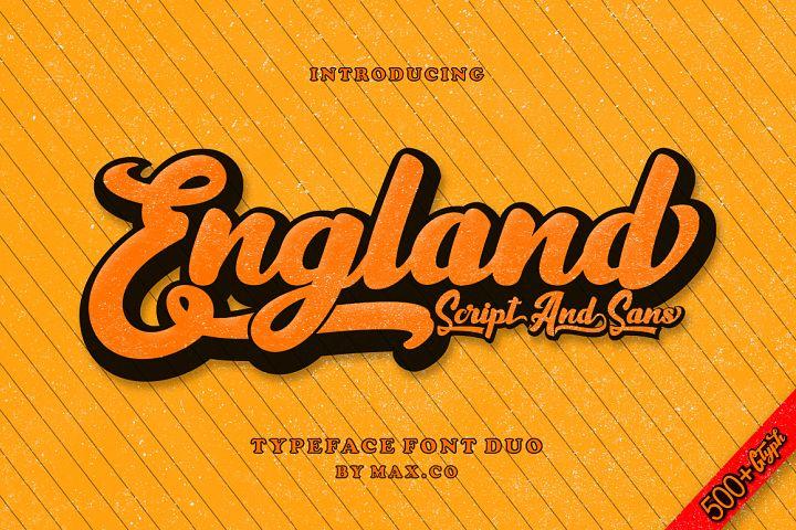 England Script