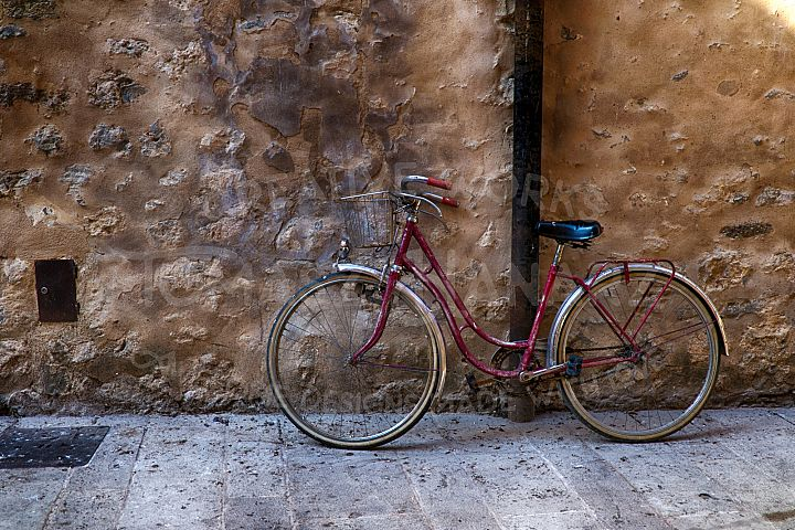 Old Bicycle - Photo
