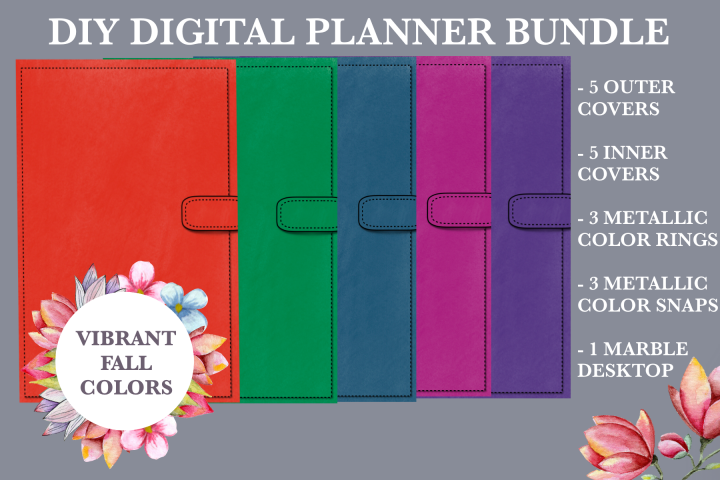 DIY Digital Planner Bundle