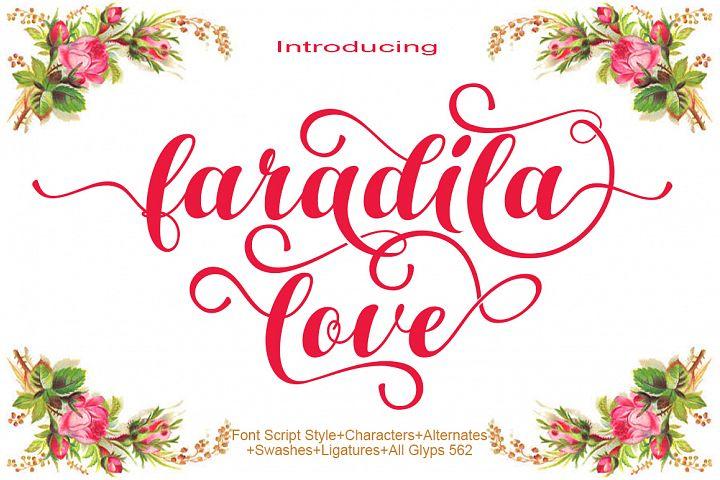 faradila love