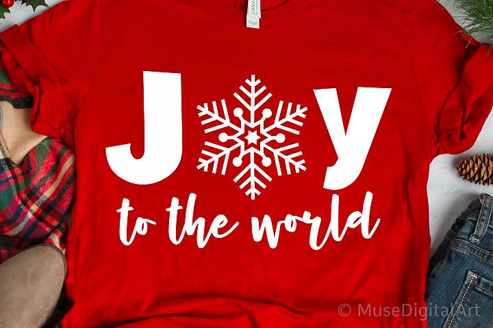 Joy to the World Svg, Christmas Svg, Joy Svg, Christmas Sign