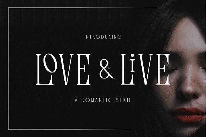 Love & Live | PUA