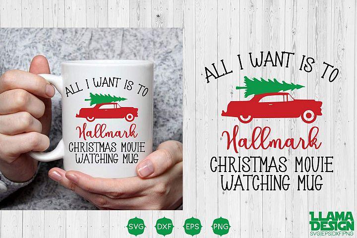 Christmas SVG Mug