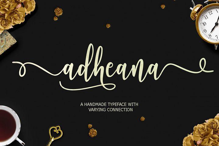 Adheana Font Duo