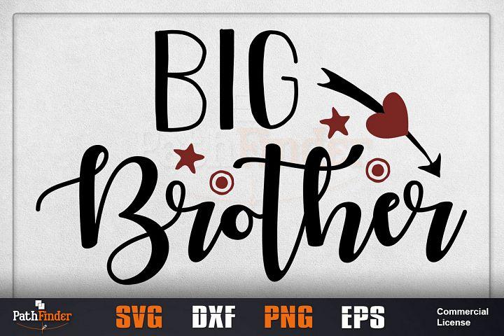 Big Brother svg, Brother svg, Brother shirt