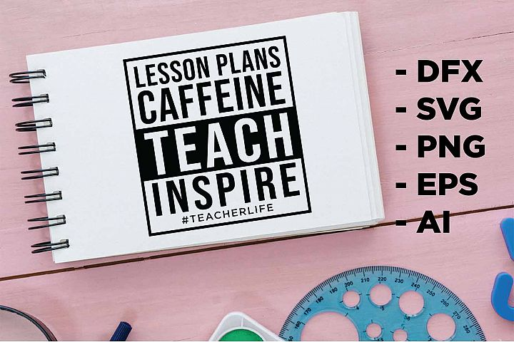 Lesson Plans Caffeine Teach Inspire Printable