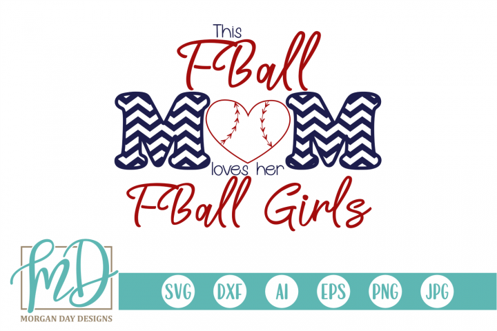 T Ball Mom SVG, DXF, AI, EPS, PNG, JPEG
