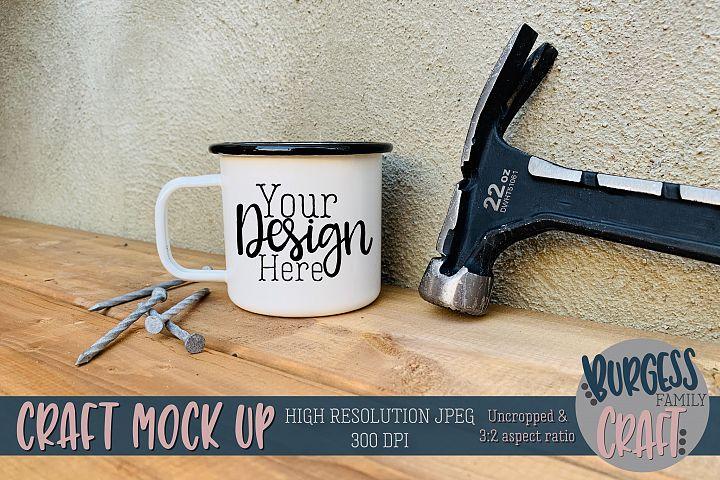 Mug tools mens fathers Craft mock up High Resolution