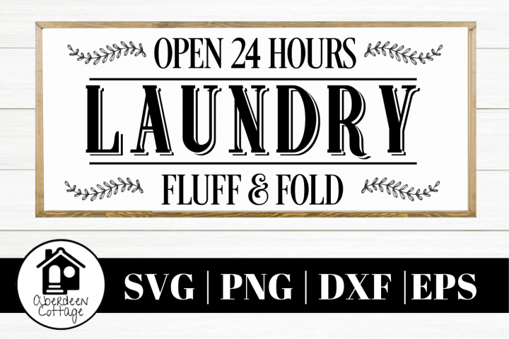 Laundry Room Sign 2