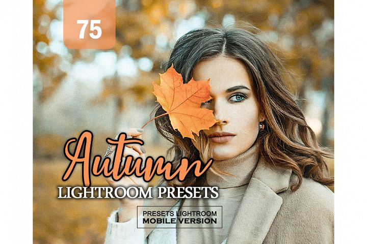 Autumn Lightroom Mobile Presets Adroid and Iphone/Ipad