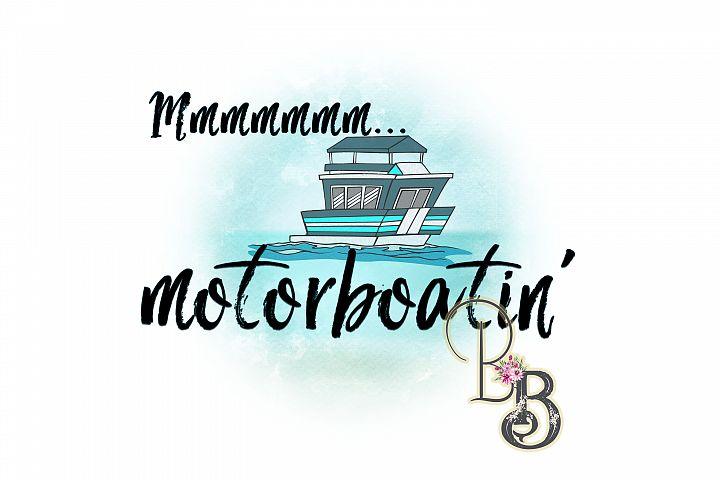 Mmmmm Motorboatin Png