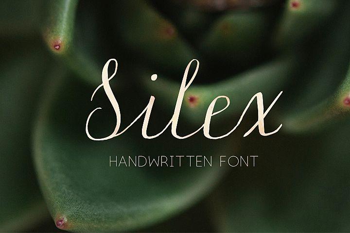 Silex. Modern calligraphy