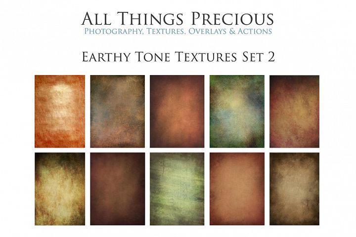 Earth Tone Textures SET 2