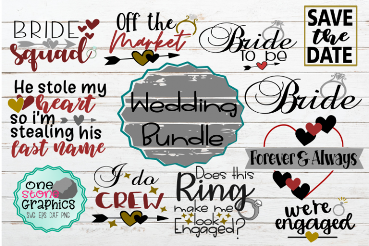 Wedding bundle svg,engagement svg,weddings svgs,bride svg