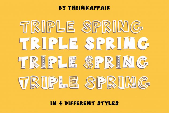 Triple Spring