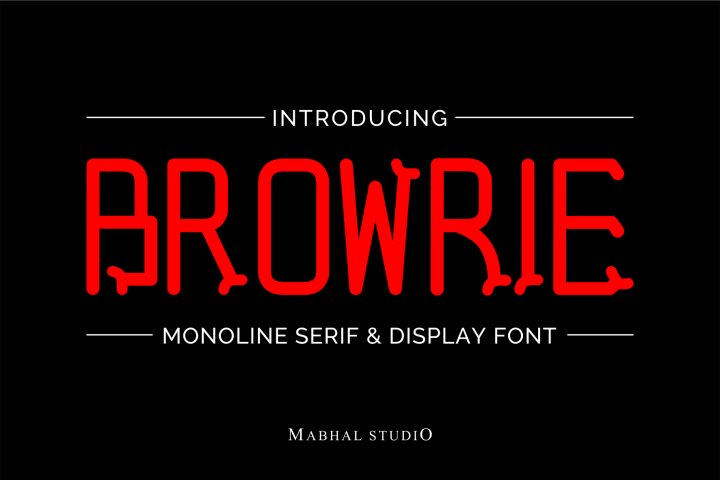 BROWRIE