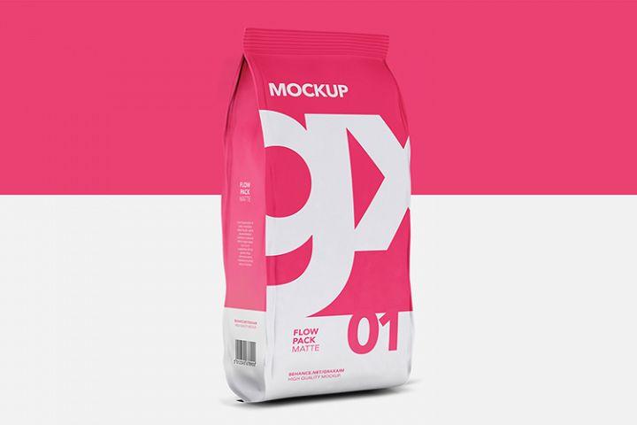 Flow Pack - Mockup - Matte