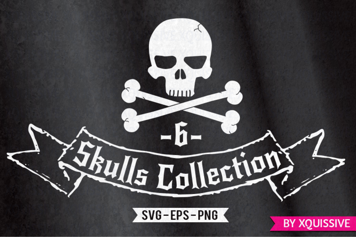 Skulls Bundle - Limited time offer!