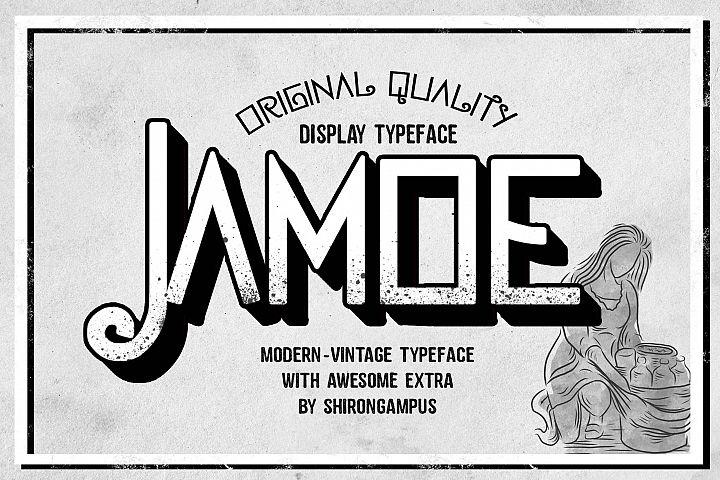 Jamoe Font