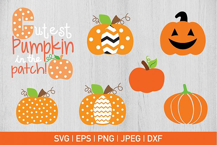 Halloween Pumpkin Bundle