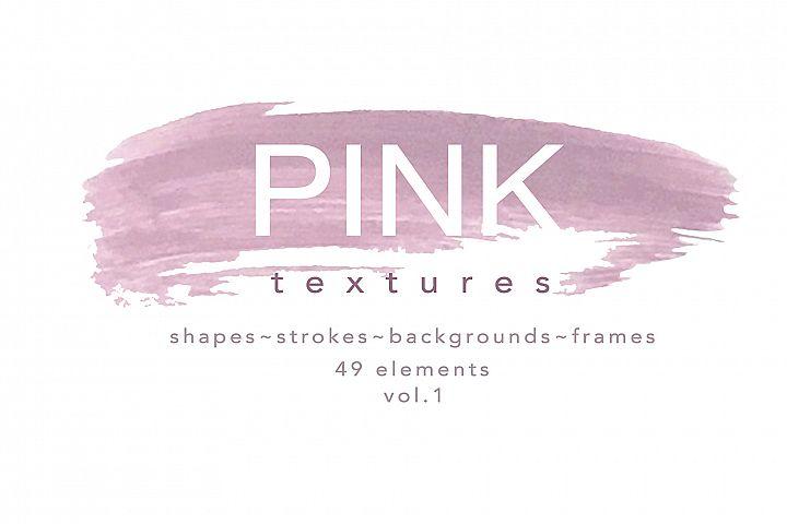 PINK textures - vol.1