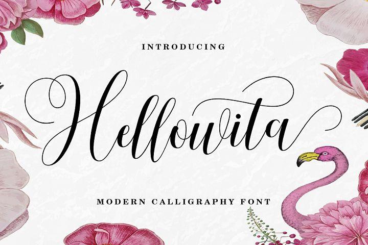 Hellowita Script