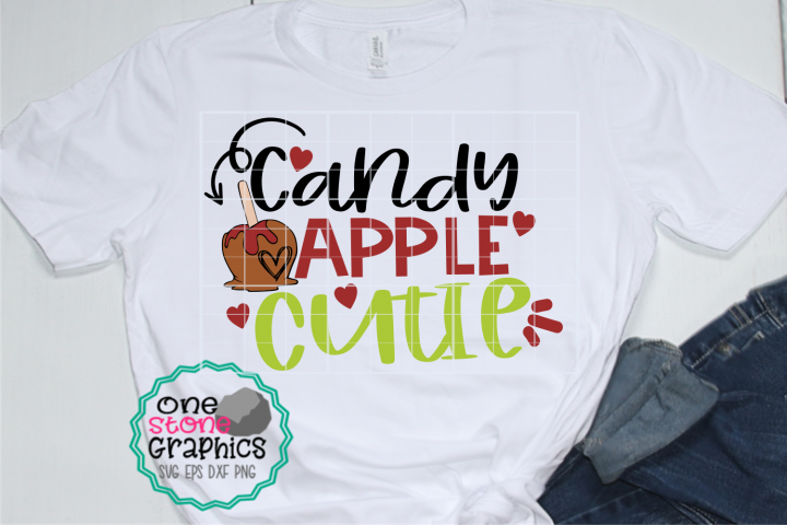 Candy apple cutie svg,candy apple svg,thanksgiving svg,cutie