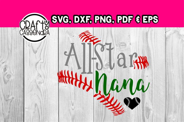 Baseball Mom - all star