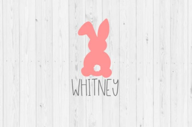 Bunny SVG, Easter Bunny svg, Easter svg, instant download, digital download, cut file, commercial use, commercial license, Easter, svg