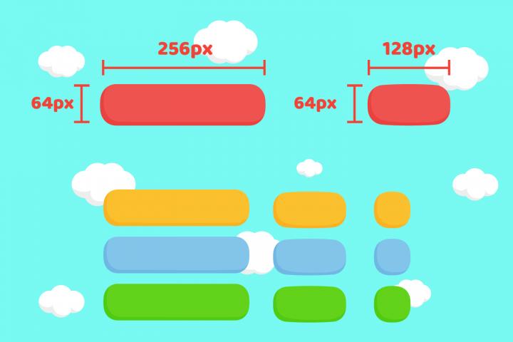 Free Platform Game Assets + GUI example 10