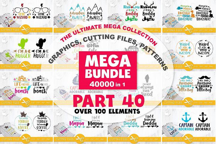 MEGA BUNDLE PART40 - 40000 in 1 Full Collection