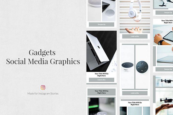 Gadgets Instagram Stories