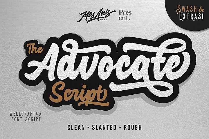 Advocate Script & Extras