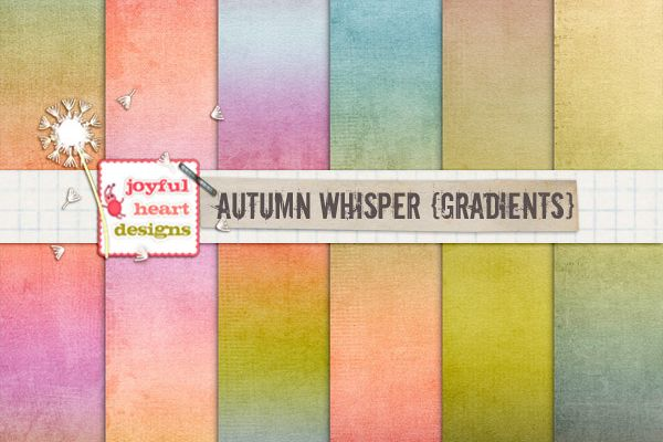Autumn Whisper {gradients}