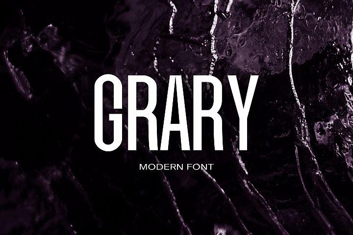 Grary