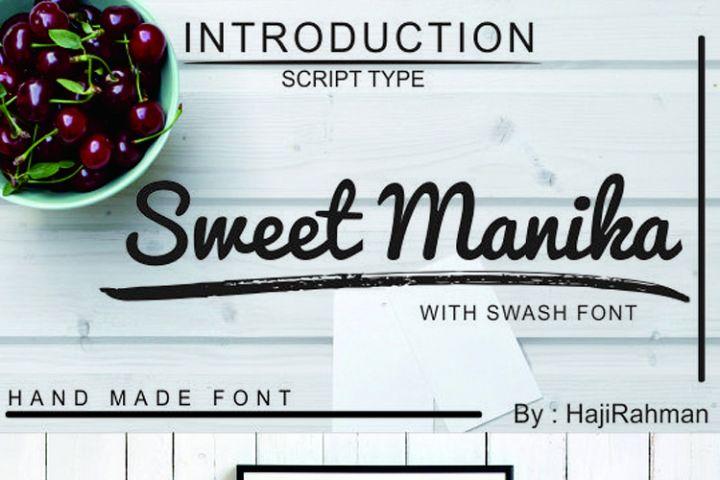 Sweet Manika
